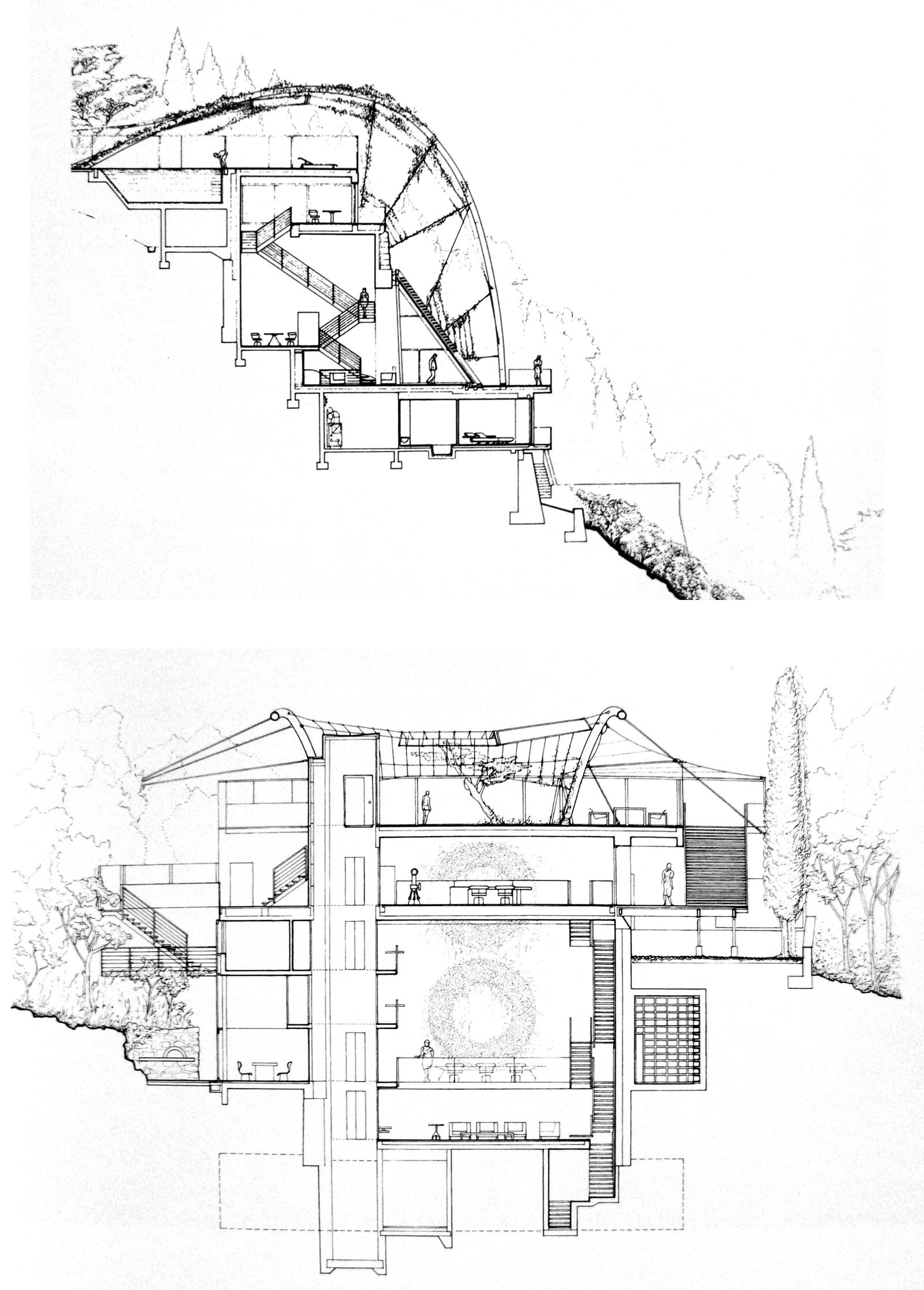 Vegetation Filter In La Voile House By Foster 460 Filt3rs