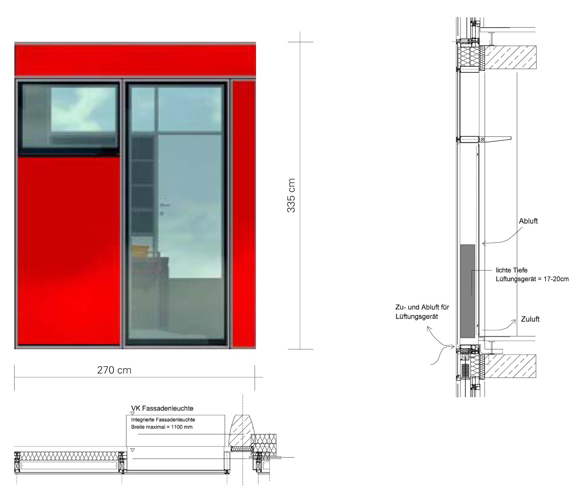 Fragmented window i module in Düsseldorf [131] filt3rs #CA0102