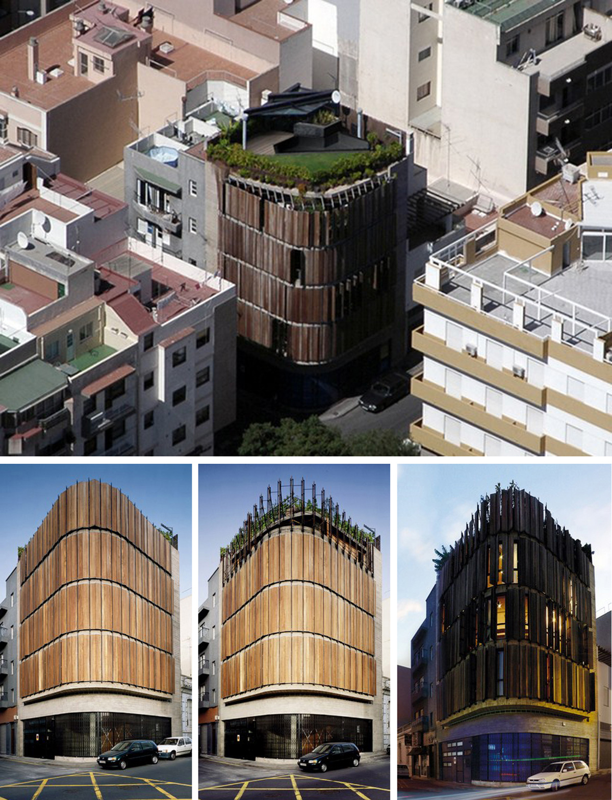 Wooden exterior shutters by F.Menis [183] | filt3rs