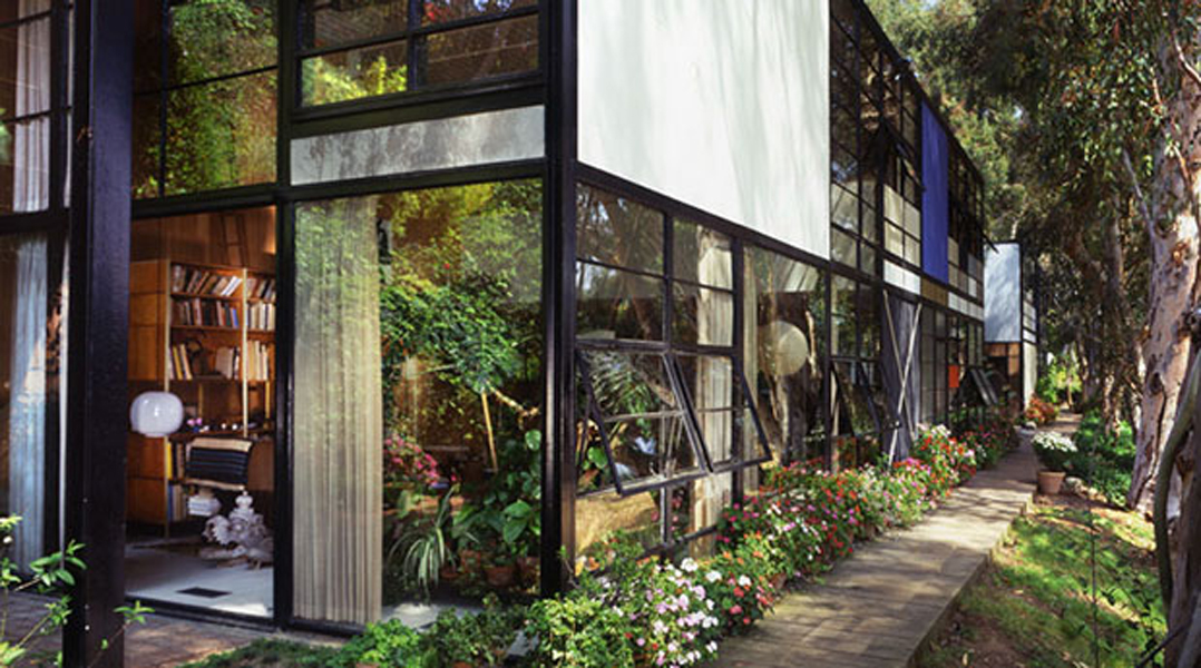 The fragmented Eames House [573] | filt3rs