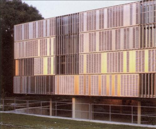 Aluminium Perforated Facade