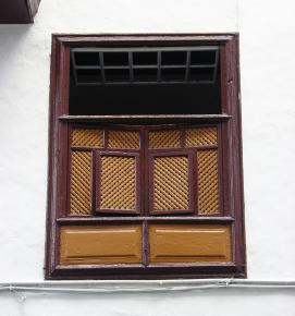 """Link: Fragmented window: \""""Canarian filters\"""" [075]"""