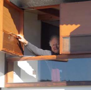 Link: Fragmented window in Riversdale, Glenn Murcutt [161]