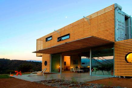Link: Shipping container house in Santiago de Chile [228]
