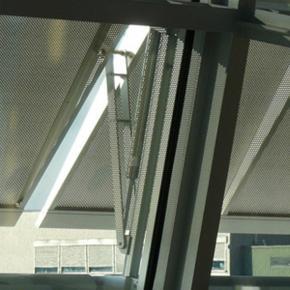 Link: Adjustable perforated slats [474]